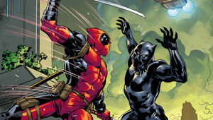 Black Panther vs. Deadpool