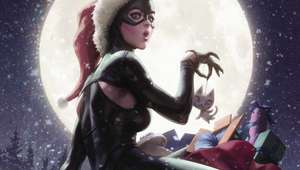 Catwoman #6 Variant Cover
