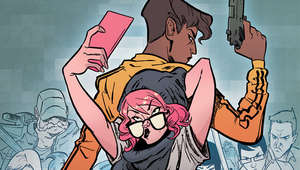 CROWDED #1 Cover A