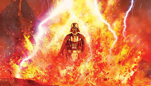 Darth Vader: Dark Lord of the Sith #25 (Writer Charles Soule, Artist Giuseppe Camuncoli)