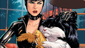 DC Looney Tunes, Catwoman Tweety and Sylvester Special