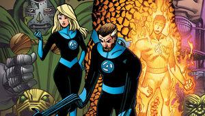 Fantastic Four #1 Simonson Variant
