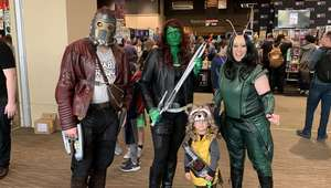 Guardians of the Galaxy at ECCC 2019
