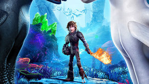 How to Train Your Dragon The Hidden World poster