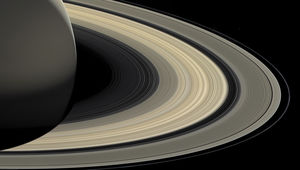 S A T U R N. Credit: NASA / JPL-Caltech / SSI / Ian Regan