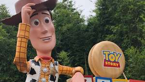 Toy Story Land Woody