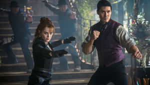 Into the Badlands 307, Minervus