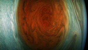 Jupiter Great Red Spot
