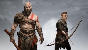God of War - Kratos and Atreus 3