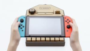Nintendo Labo: Example Build