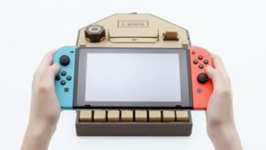 Nintendo Labo: Example Build