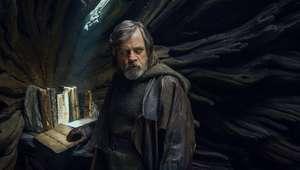The Last Jedi Luke