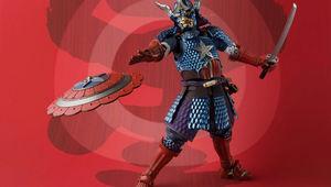 Marvel Captain America Samurai