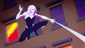 Ghost Spider Marvel Rising