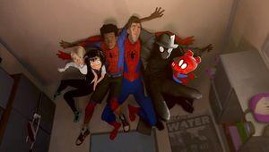 Spider-Man: Into the Spider-Verse, cast