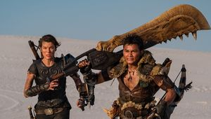 Monster Hunter Milla Jovovich Tony Jaa