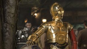 C-3PO R2-D2 The Force Awakens