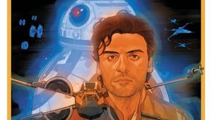 Star Wars: Poe Dameron #26- Cover