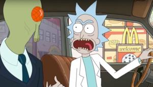 Rick & Morty Szechuan sauce