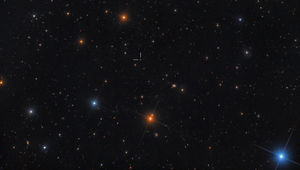 The Horseshoe Galaxy