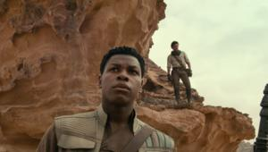 Star Wars: The Rise of Skywalker (Finn and Poe)