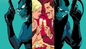 Meet The Skrulls #3 (Written by Robbie Thompson, Art by Niko Henrichon, Cover by Marcos Martin)