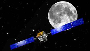 SMART-1 to the Moon! Artwork credit: ESA, CC BY-SA 3.0 IGO