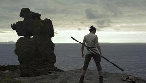 The Last Jedi Rey, Star Wars