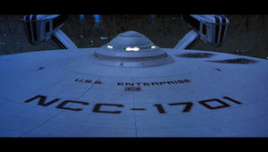 USS Enterprise from Star Trek III: The Search for Spock