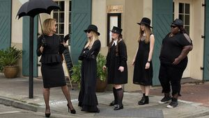 American Horror Story Coven hero