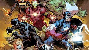 Avengers The Final Host Cover