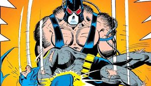 Batman Knightfall hero