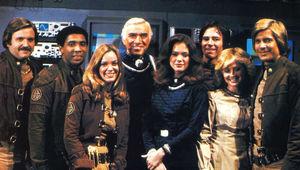 Battlestar Galactica 1978 cast