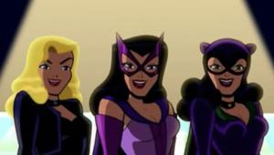 Birds of Prey, Batman: The Brave and the Bold