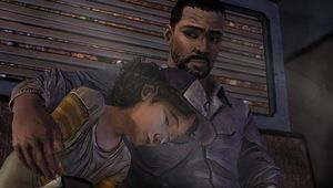 The Walking Dead - Lee and Clementine