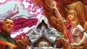 Doctor Doom secret wars