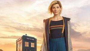 Doctor Who Jodie Whittaker Tardis