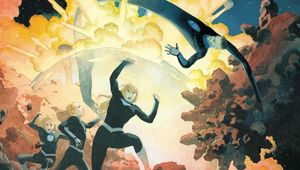 Fantastic Four #2 cover