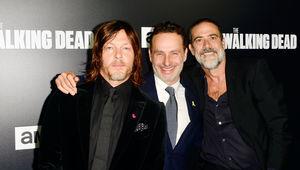 The Walking Dead Andrew Lincoln Jeffrey Dean Morgan Norman Reedus