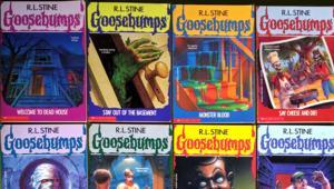 Goosebumps by R.L. Stine