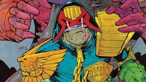 Judge Dredd AD2000 Rebellion Comics