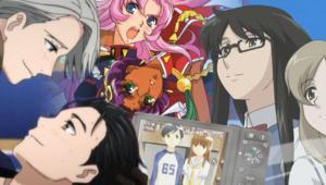 LGBT Anime Series