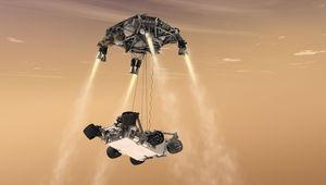 NASA Mars 2020 rover concept