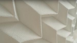 Studio Samira Boon textile origami