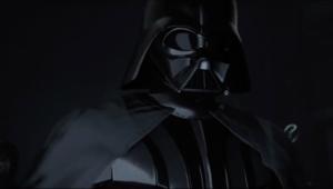 Darth Vader in Vader Immortal: A Star Wars VR Series