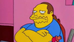 Simpsons Comic Book Guy