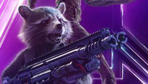 Rocket Raccoon, Infinity War