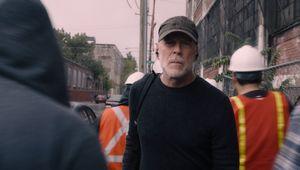 Bruce Willis Glass