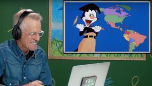 Rob Paulson as Yakko on Animaniacs