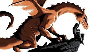 Dragon's Code novel artwork